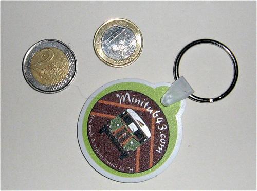Porte-clés 1142