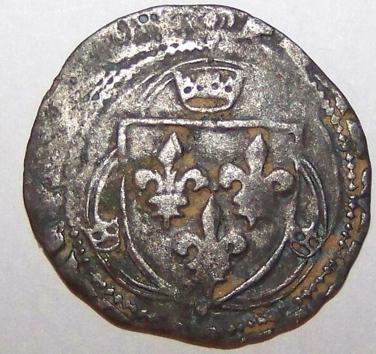 (Ok) Grand Blanc à la couronne de Charles VII 0910