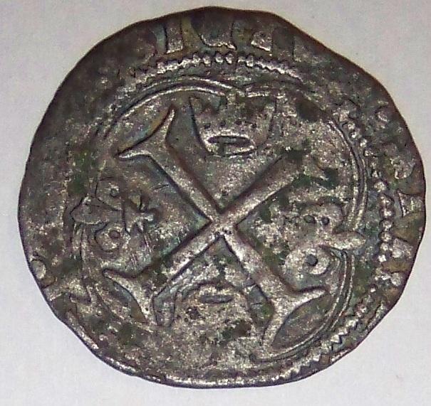 (Ok) Grand Blanc à la couronne de Charles VII 1010