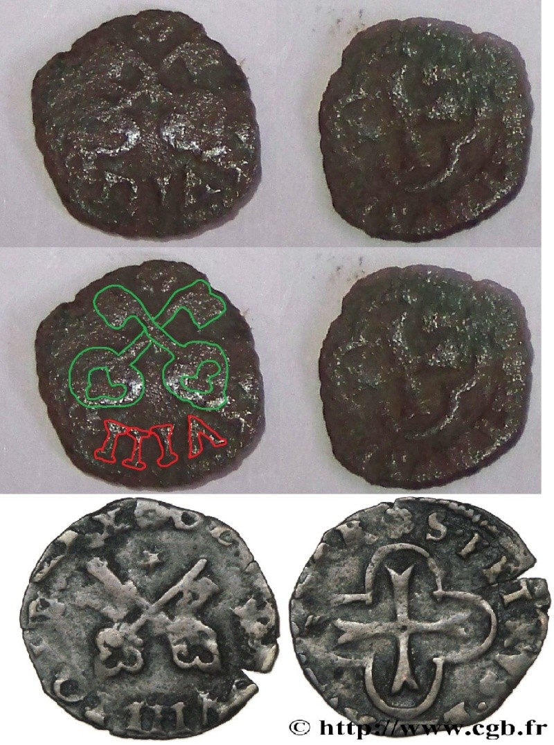 (Ok) Patard Urbain VIII 1311