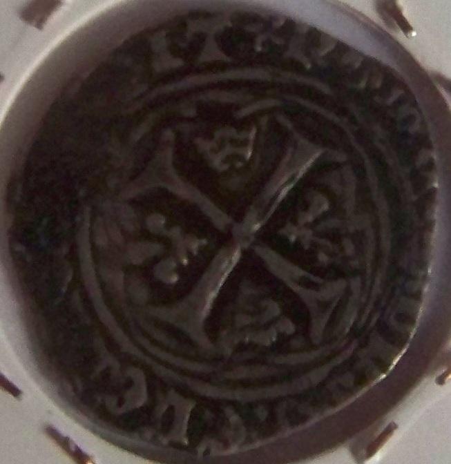 (Pour les Yeux) Blanc a la Couronne Louis XI 1461-1483 Blanc_11