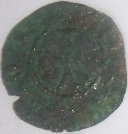 (D. Confirm) Monnaie Louis 1er Dauphin de France 1410-1415 Derria10