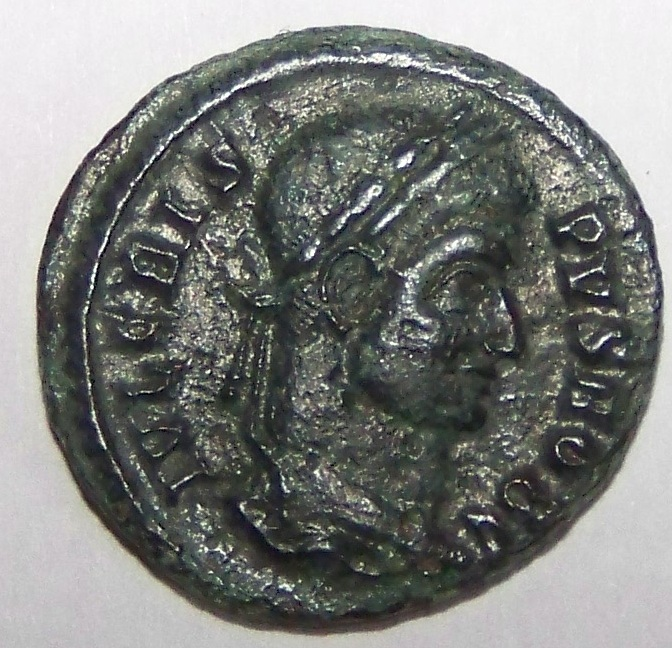 (Ok) Monnaie Empereur CRISPUS 321-324, Atelier de Siscia R0210