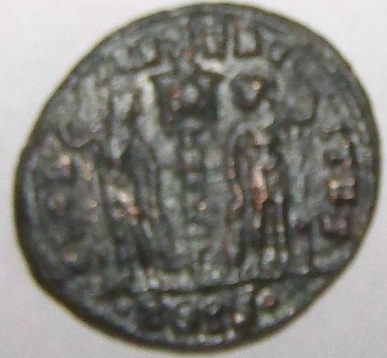 (Ok) Monnaie Empereur CONSTANS 337-350, Atelier de Siscia R0510