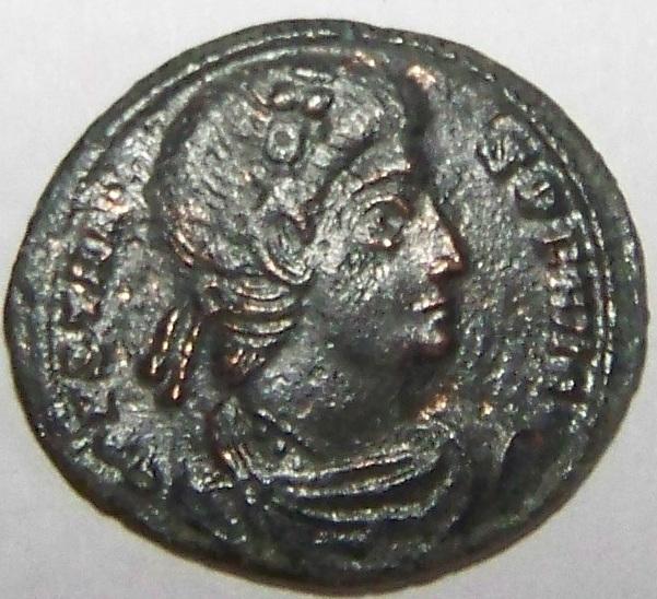 (Ok) Monnaie Empereur CONSTANS 337-350, Atelier de Siscia R0610