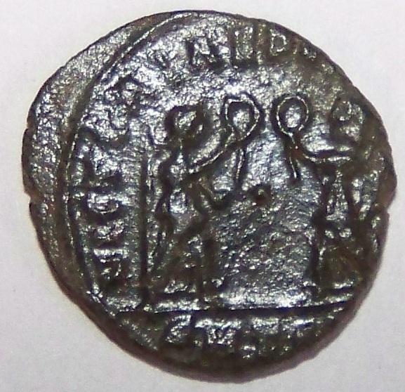 (Ok) Monnaie Empereur CONSTANCE II 341-347, Atelier Thessalonique R1010