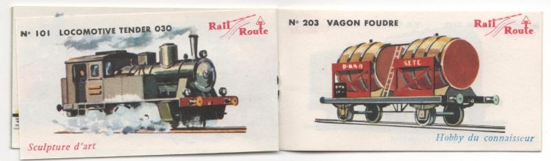 1963 rail route 00710