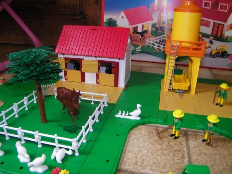 N°7701 - La grande ferme - nouvelle version 7701_g10