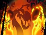 La terre des dragons
