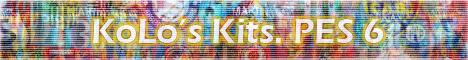Kits by Ivan, El Kolo - Sólo PES 6