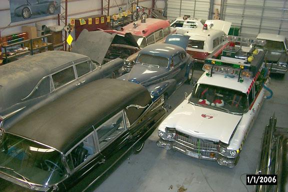 1959 cadillac ambulance Miller Meteor ,ebay  Fins10
