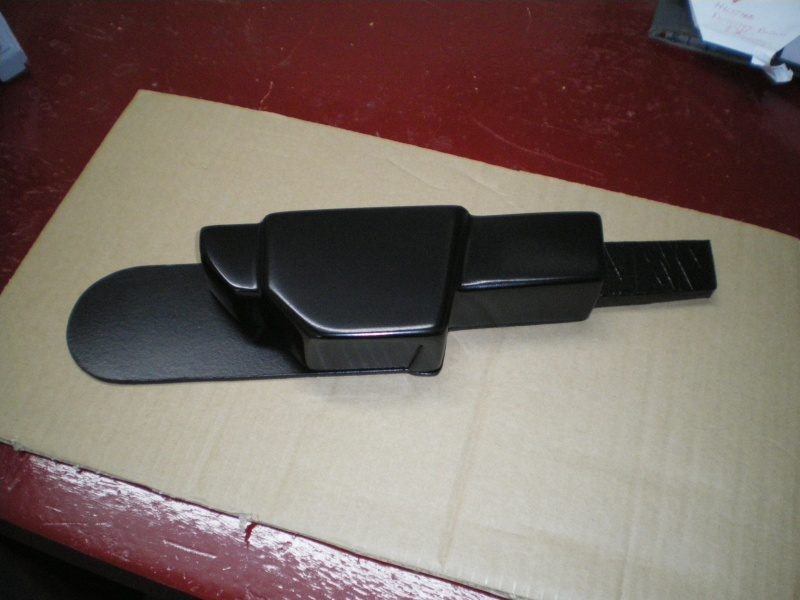 """ V "" Visiteur laser gun holster  Imgp5315"