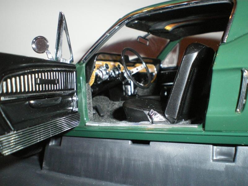 Mustangs 1968 à l'échelle 1:18  Imgp6144