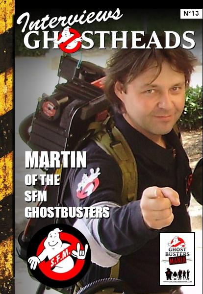 Ghostbustersmania  Martin10