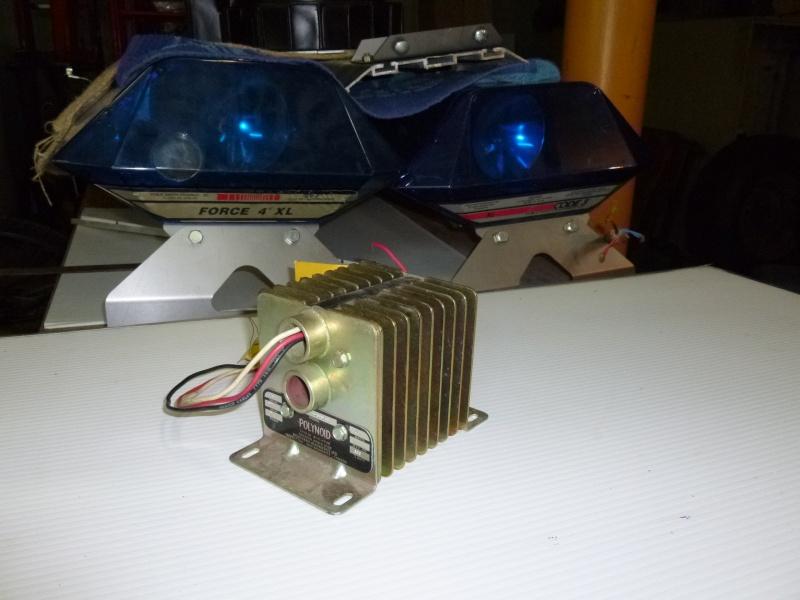 L'équipement de mon projet Ecto 1 - Page 13 P1000012