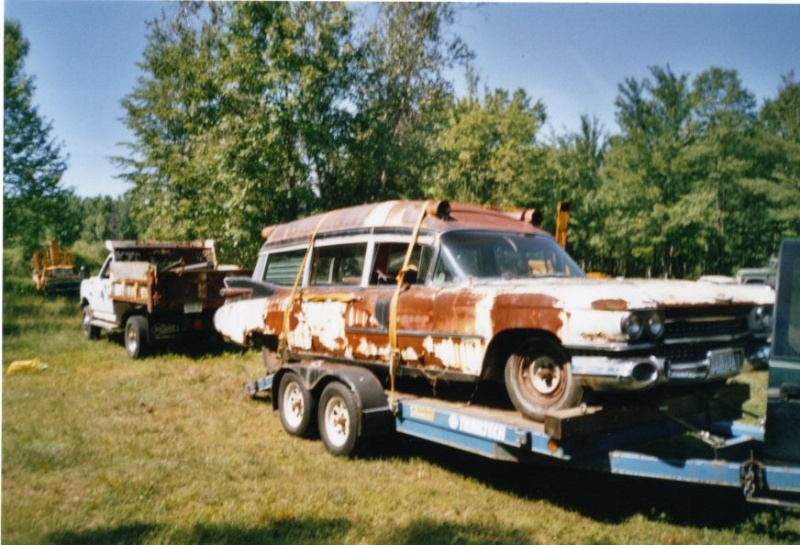 Mes autres Cadillac ambulance Miller Meteor   1959 Part_c10