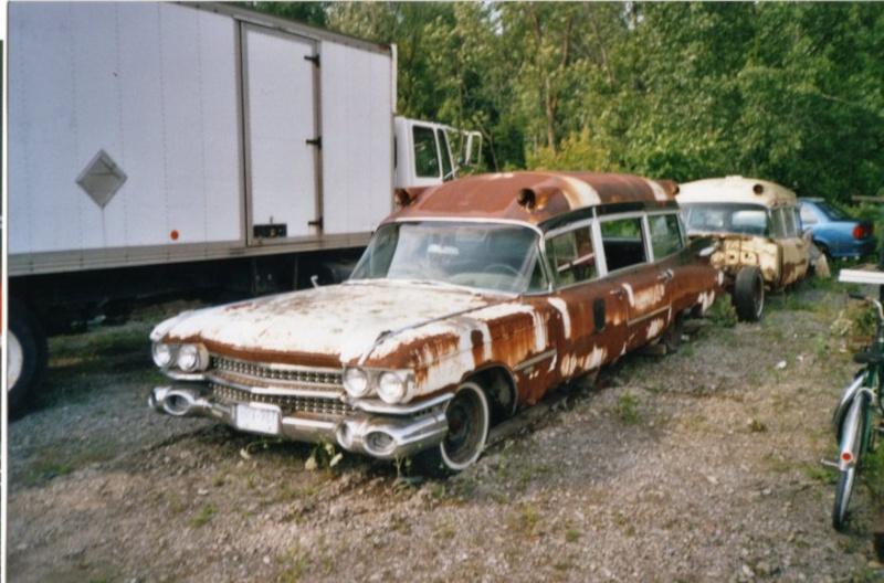 Mes autres Cadillac ambulance Miller Meteor   1959 Part_c11