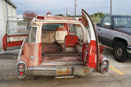 1960 cadillac Miller Meteor ,ebay  T2ec1612
