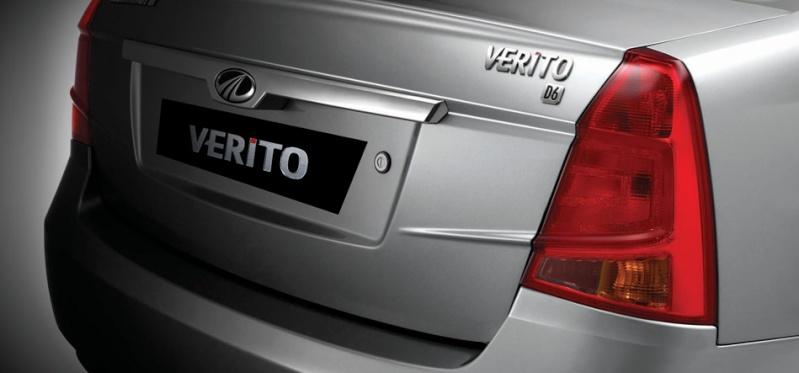Mahindra launches New Verito (Refreshed) on 26th Jul'12 1210