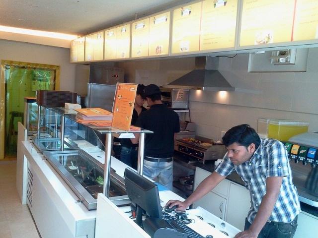 Leb Mex - Lebanese & Mexican Vegetarian Budget Food 2011-011