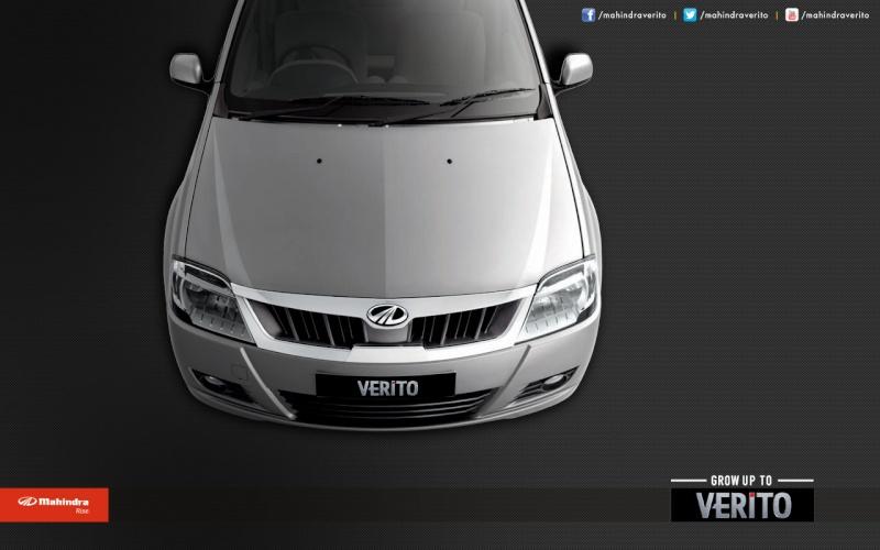 Mahindra launches New Verito (Refreshed) on 26th Jul'12 Verito11
