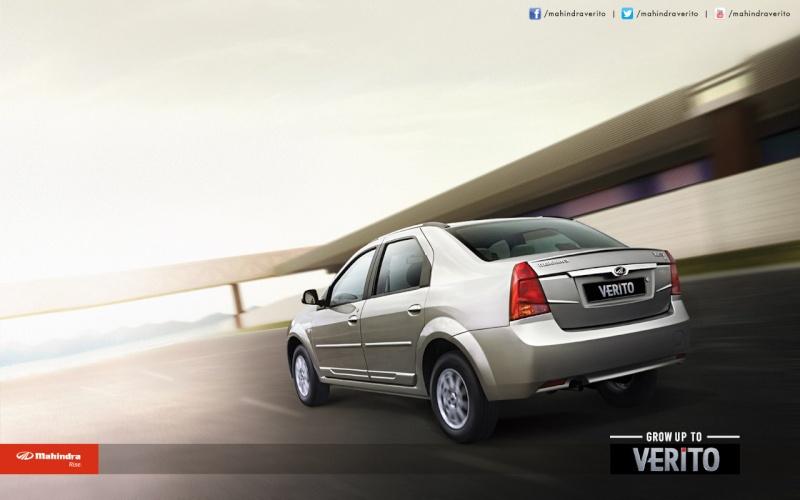 Mahindra launches New Verito (Refreshed) on 26th Jul'12 Verito12