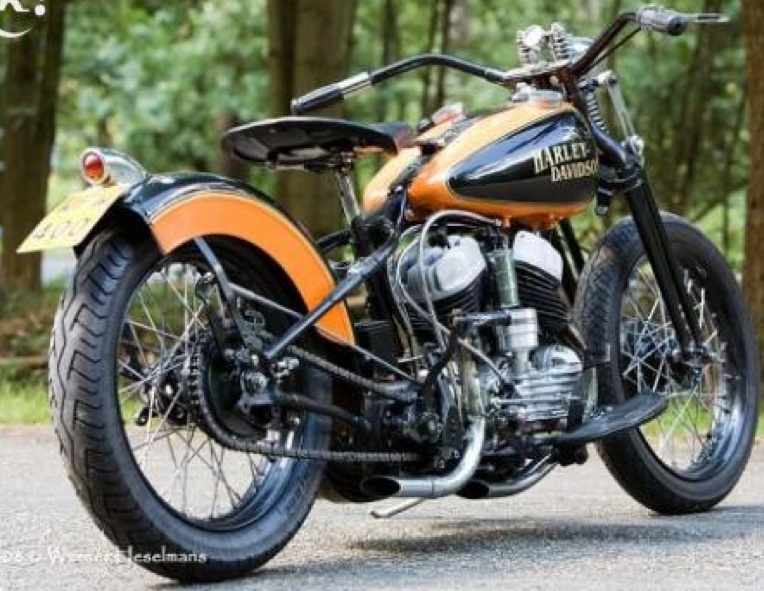 Les vieilles Harley....(ante 84)..... - Page 37 Captu845
