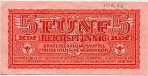 El dinero de la Wehrmacht 5_pfen10