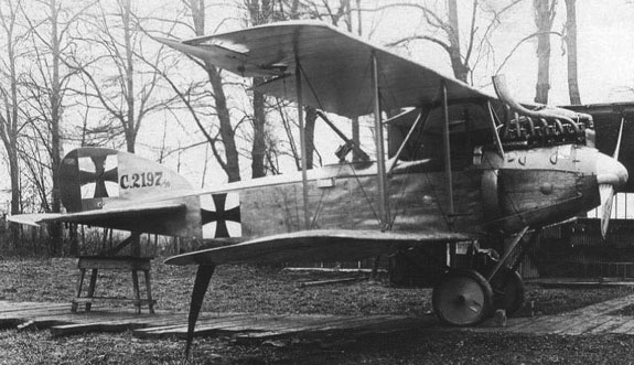 """LOS """"ALBATROS"""" (un avión, una leyenda) Albatr21"""
