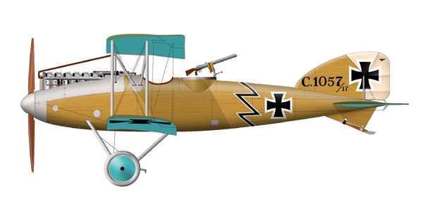"""LOS """"ALBATROS"""" (un avión, una leyenda) Albatr25"""