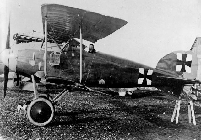 """LOS """"ALBATROS"""" (un avión, una leyenda) Albatr28"""