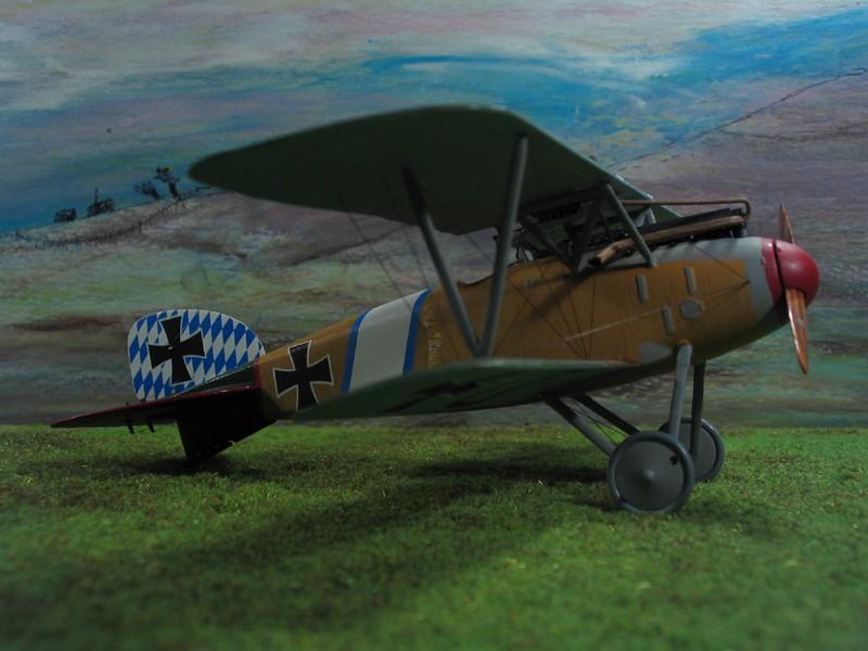 """LOS """"ALBATROS"""" (un avión, una leyenda) Albatr34"""