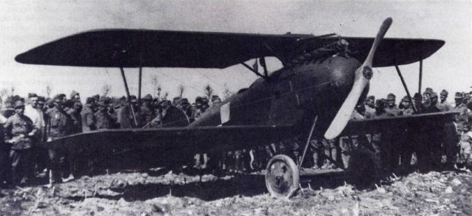 """LOS """"ALBATROS"""" (un avión, una leyenda) Albatr35"""