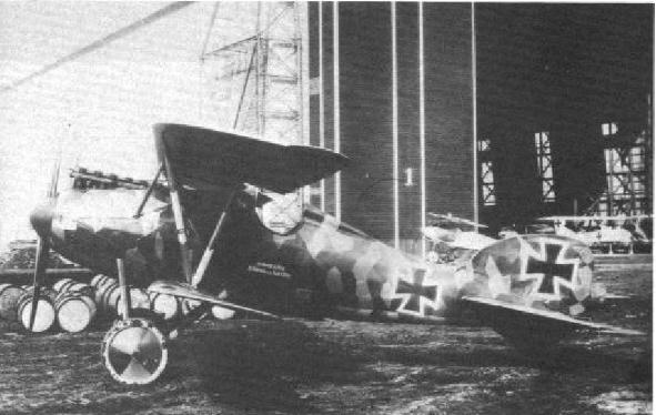 """LOS """"ALBATROS"""" (un avión, una leyenda) Albatr39"""