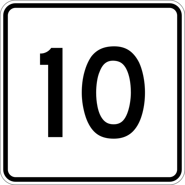 La suite des chiffres 1010