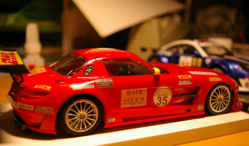 MERCEDES GT SLS AMG à vendre Sg1s0092