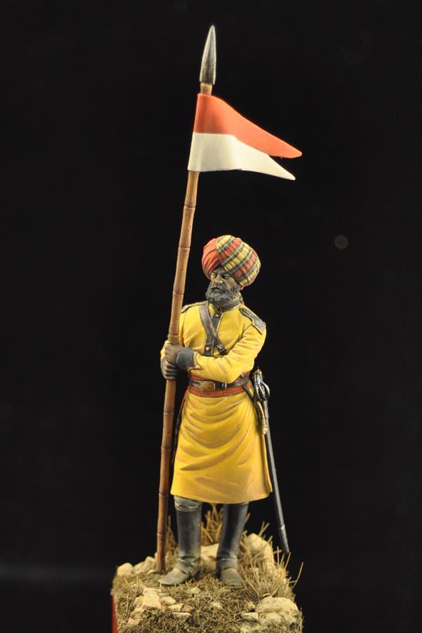 Lancier du bengale 1900 ( 54 mm) 56393810