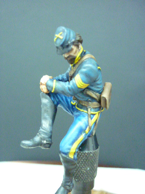 US Cavalry sergent (Romeo models) version BM P1020311