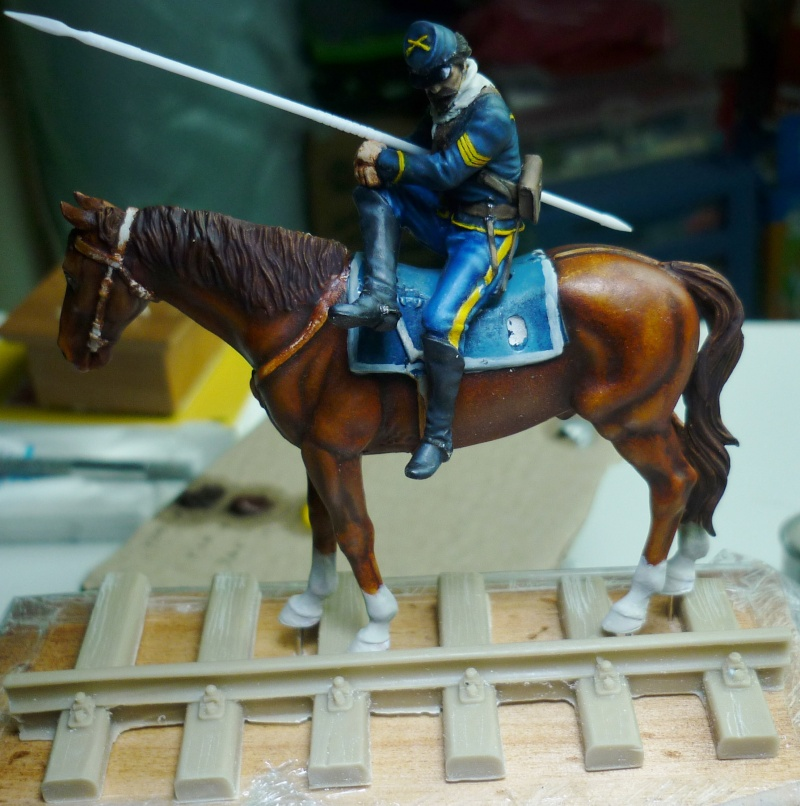 US Cavalry sergent (Romeo models) version BM P1020515
