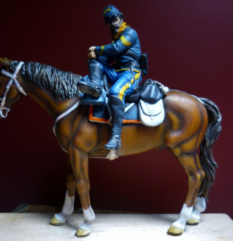 US Cavalry sergent (Romeo models) version BM - Page 2 P1020521