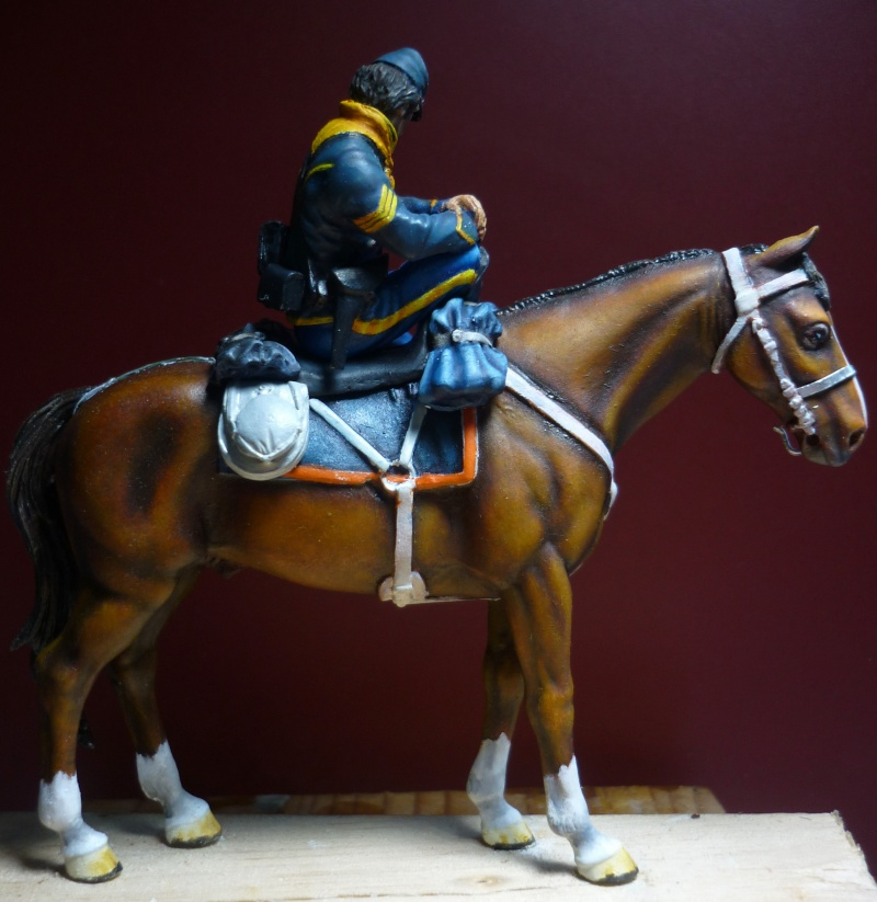 US Cavalry sergent (Romeo models) version BM - Page 2 P1020522