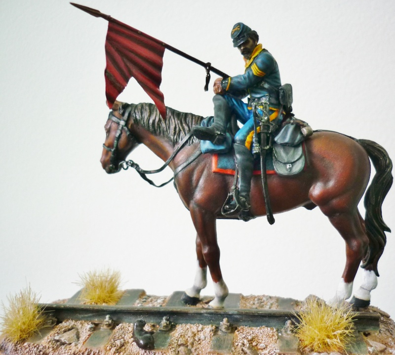 US Cavalry sergent (Romeo models) version BM - Page 2 P1020610