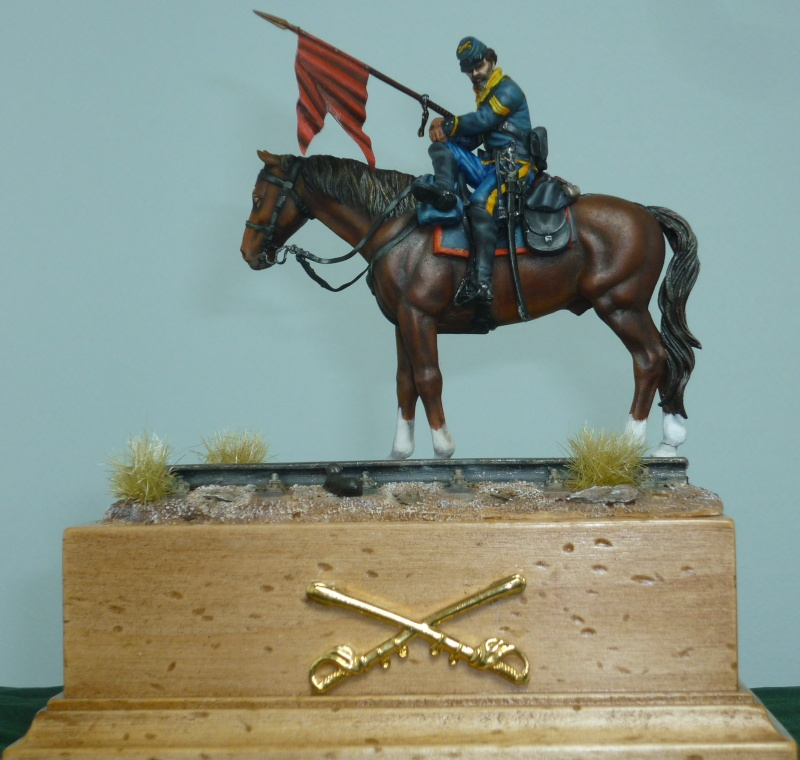 US Cavalry sergent (Romeo models) version BM - Page 2 P1030010