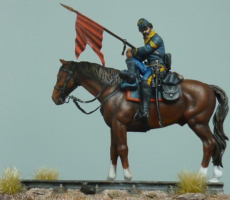 US Cavalry sergent (Romeo models) version BM - Page 2 P1030011