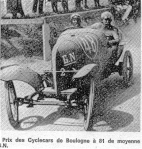 GN cyclecar Gn710