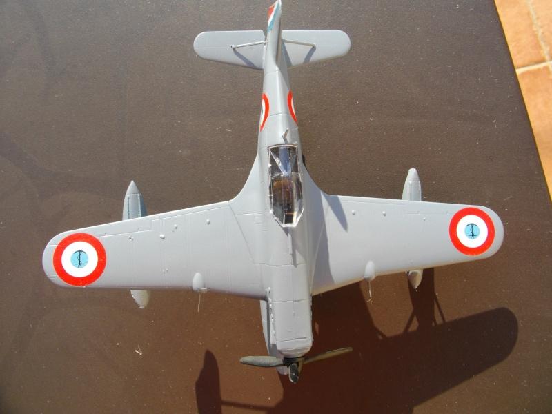 un Morane Saulnier unique! au 1/72 eme Mise à jour Whatif12