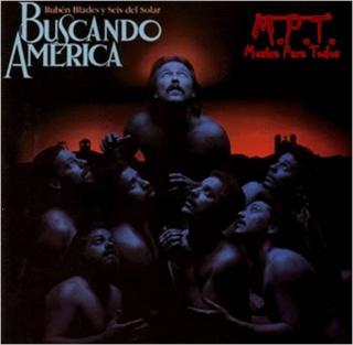 Ruben Blades - Buscando América (1984) Lp10