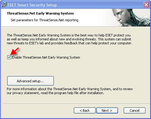 حصريا اخر اصدار معا الشرح والابديت ESET Smart Security&ESET NOD32 Antivirus v3.0.669 510
