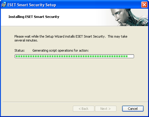 حصريا اخر اصدار معا الشرح والابديت ESET Smart Security&ESET NOD32 Antivirus v3.0.669 810