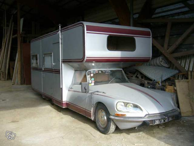 DS camping car 92920310